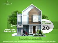 Dijual - HOT PROMO! Rumah 2 Lantai Dekat St. Rawabuntu dan Mall Serpong City Paradise