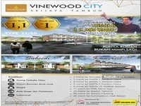 Dijual - Vinewood City Srijaya