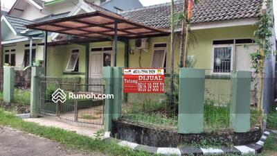 Dijual - Dijual Rumah Lama Hitung Tanah, Hoek Di Bogor, Strategis, Dekat Toll