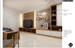 Townhome bougenville