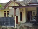 Rumah Siap Huni, Sdh Renovasi, Dalam Komplek, Lokasi Strategis, Jual Murah, Butuh Uang