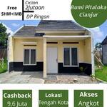 Jual Rumah Baru Siap Huni Cuma 5 Menit dari RSDH Cianjur Bonus Kitchen Set