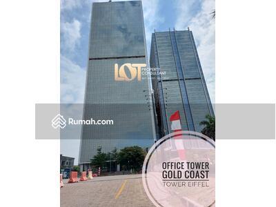 Dijual - DIJUAL MURAH OFFICE GOAL COAST TOWER EIFFEL HANYA 31JT/M2 NEGO