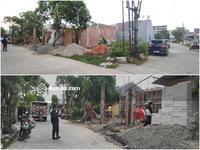 Dijual - Kavling Papandayan Perum Jatinegara Indah, Bebas Banjir
