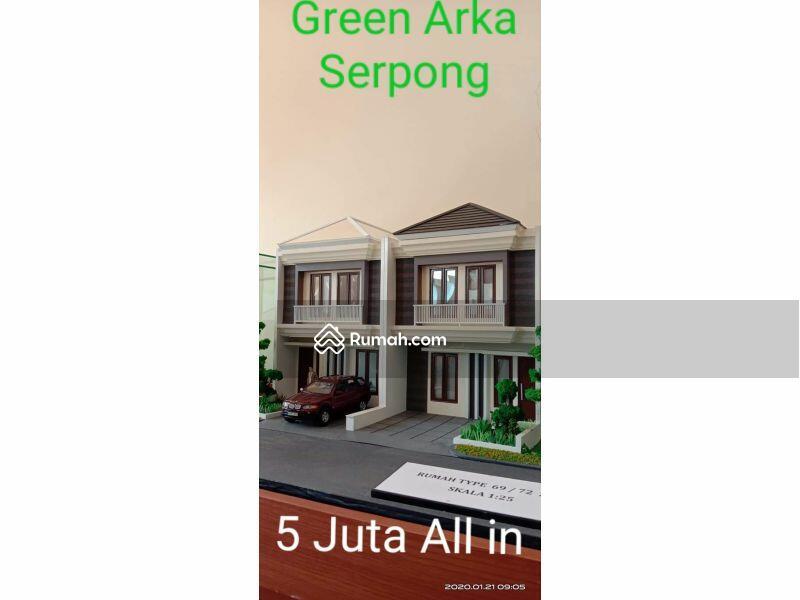 Green Arka Serpong, Rumah Tingkat Mewah Harga 1 Lantai MD762 #97781681