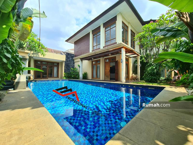 Rumah komplek mewah private pool #97830387