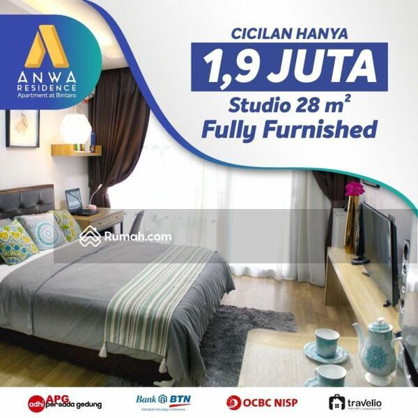 Anwa Residence promo Fully furnished cicilan 1,9 jutaan MD763 #97831021