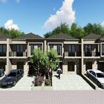Exclusive Town House 2 Lantai Termurah Sejagat Free Design , Disc. 50 Jt