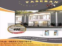 Dijual - Jl. Kramat Sawah