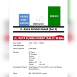 Tanah Jalan Raya Kakap PAL9