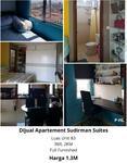 Di jual Apartemen Sudirman Suites