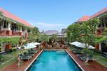 HOTEL RESORT Villa Komplek di ubud gianyar