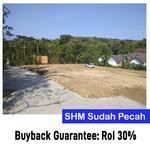 Tanah SHM Include Fasum Dekat Vokasi UGM, Bisa Dicicil 12x