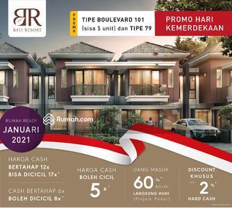 Dijual - Jl Atang Sanjaya Bogor