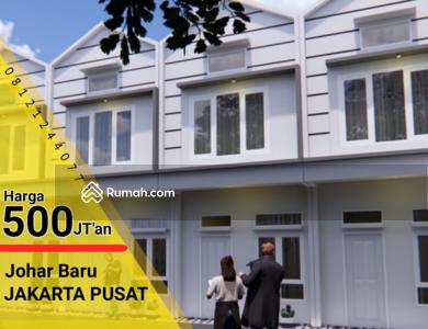 Dijual - Rumah Murah Johar Baru Jakarta Pusat