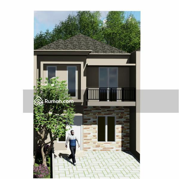 Rumah Mewah Dua Lantai Pinggir Jalan Utama Di Kab. Bogor Free Design , Disc. 20 Jt #98010303