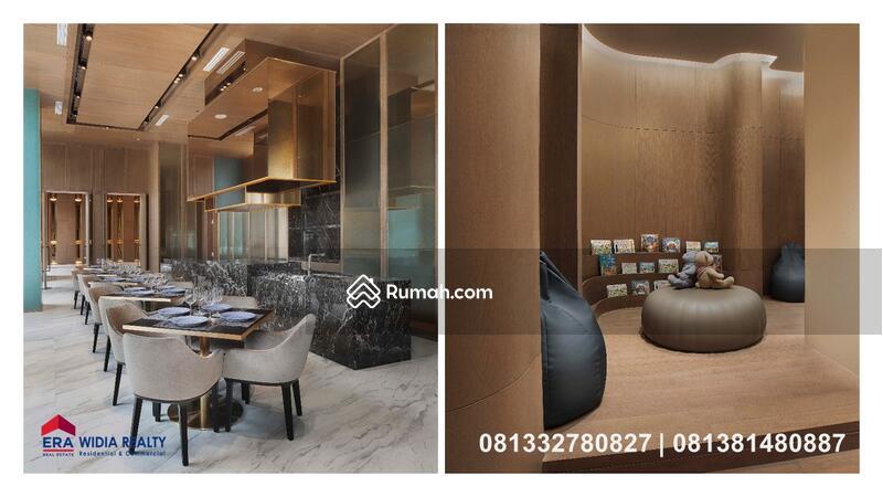 DIJUAL Apartemen 3 Kamar Siap Pakai, MEWAH, Fresh & Strategic @ Verde Two, Kuningan Jakarta Selatan #98014599