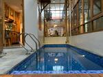 Iklan Terlengkap Foto dan Video Rumah Tebet Industrial Style with Pool
