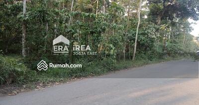 Dijual - Tanah Murah dijual di Jl Merapi Golf Cangkringan Sleman