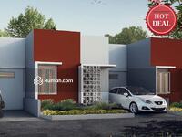 Dijual - DP 20 Jt, Free Biaya-Biaya Cluster Baru di Jatiasih