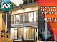 Dijual - Rumah Murah Kemayoran Jakarta Pusat