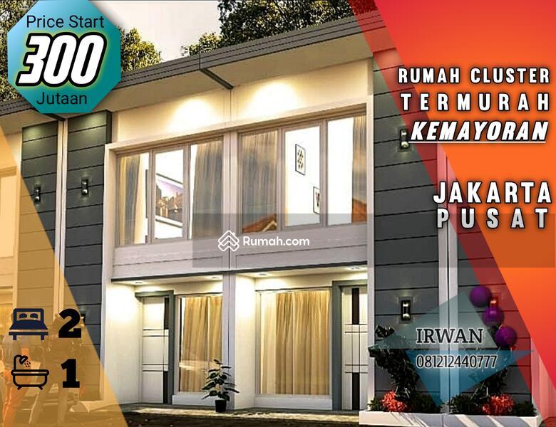 Rumah Murah Kemayoran Jakarta Pusat #102803617