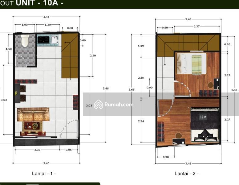 Rumah Murah Kemayoran Jakarta Pusat #98065329