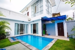 Disewakan Villa di Jalan Jalak Brawa Canggu