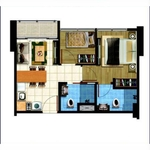 Apartemen ada 14 Unit Di Puri Mansion Ukuran 37m2 & 49m2 (J-6686)