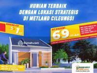 Dijual - Ready Stock di Metland Cileungsi 400jtan 36/127 ccl 3jt-an join income 9jt dekat pintu tol narogong