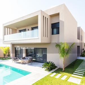 Dijual - Aswindra Hill Rumah Villa Kota Batu Dilengkapi Rooftop dan Private Pool di Lantai 3