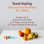 Kavling Tanjungsari View Sumedang, Gratis Asuransi Kesehatan 3M