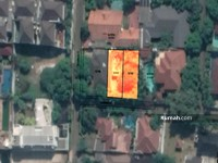 Dijual - Tanah 2 Kavling @250m² di Prime Area Cipete Jakarta Selatan dengan Lingkungan Tenang Dan Nyaman