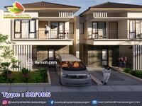 Dijual - Perumahan Mewah New Royal Residence Smart Home