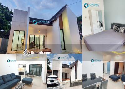 Dijual - Rumah Smart Home Jl Magelang dekat Sleman City Hall, Polres, Gito Gati, Jombor