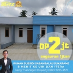2 Bedrooms House Tanjung Karang Pusat, Bandar Lampung, Lampung