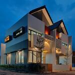 Rumah Gaya Industrial di Bintaro Nempel Sektor 9