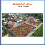 Tanah Kavling Trihanggo Indah Dekat Ringroad Utara, , 3jtaan Siap AJB