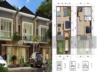 Dijual - Rumah Tipe Nusa Dua 2 Lantai 600Jutaan Akses Mudah, Dekat Stasiun Rawa Buntu