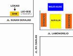 tanah dalam kota cocok buat kantor kota lamongan