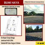 Kaplingan Sleman Jl Wates Siap Bangun