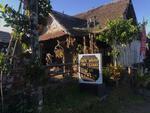 Dijual cepat tanah plus bangunan exs tempat agrowisata kopi luwak