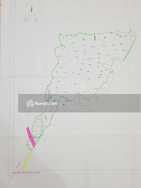 Di jual lahan industri cikande - serang #98441551