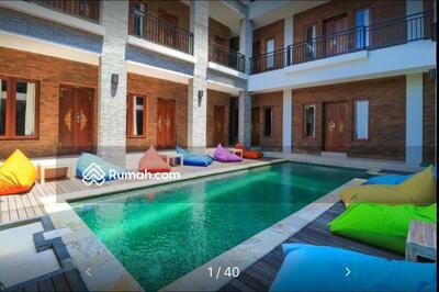 Dijual - Hostel & Rumah dijual di Batubelig, Kuta utara Bali