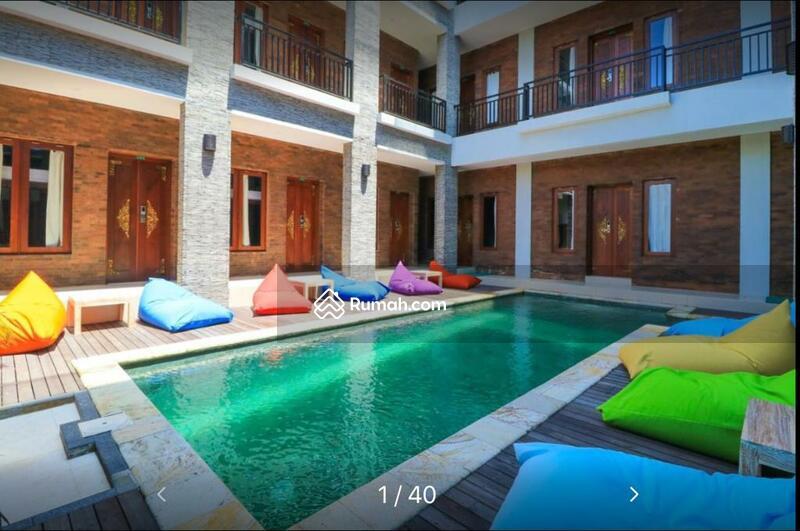 Hostel & Rumah dijual di Batubelig, Kuta utara Bali #98468557