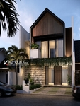 Forsale rumah mewah modern minimalis lokasi strategis