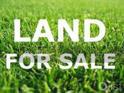 Dijual - Kavling Mayang Permai Hoek Ukuran 24 x 24. 5 m Utara Barat Harga 26. 5 Juta/m2