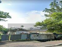 Dijual - Dijual cepat tanah Meruya utara cocok untuk usaha SHM luas 583 meter strategis depan jalan raya
