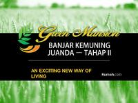 Dijual - Rumah Baru Lokasi Strategis dan Terjangkau Di Surabaya Barat Lontar, Waru dan Banjar Kemuning