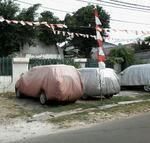 Dijual rumah tua hitung tanah Sunrise garden Jakarta Barat